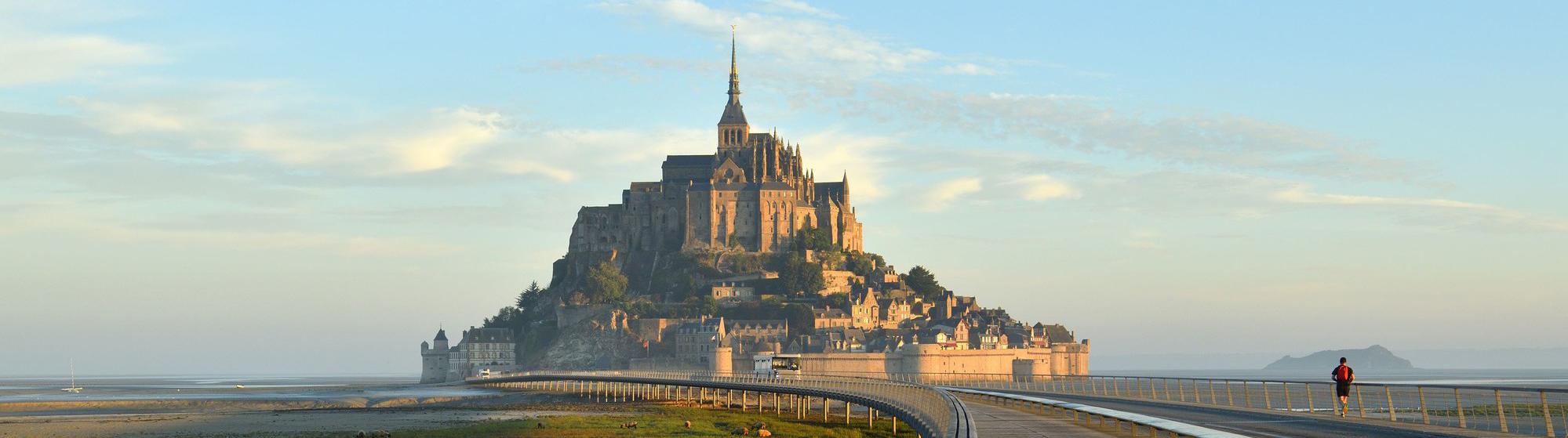 Mont Saint-Michel une terre de légende et d'histoire